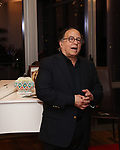 Leonard Majzlin attends the The Dramatists Guild Foundation's  dgf salon with Henry Krieger hosted by Leonard Majzlin on December 11, 2018 in New York City.