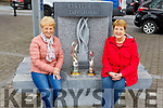 Julie Gleason (Chairperson) and Mary Hanlon (Secretary) of the Listowel Tidy Towns Committee