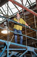 Olaf Brastad <br /> Seniorrådgiver, industri og avfall, Bellona<br /> <br />  © Fredrik Naumann/Felix Features