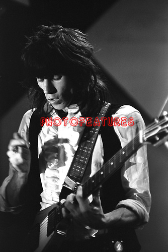 Rolling Stones 1971 Keith Richards  Top Of The Pops