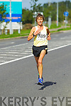 Niamh O'Sullivan pictured at the Rose of Tralee International 10k Race in Tralee on Sunday.