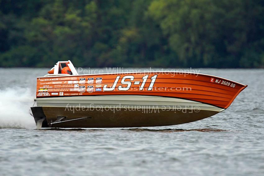 "JDS-11 ""Indian Summer""  (Jersey Speed Skiff(s)"