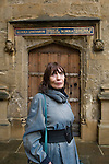 Henrietta Garnett at the Bodleian Library during the Sunday Times Oxford Literary Festival, UK, 16 - 24 March 2013. <br />