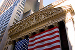 New York City, New York: NY Stock Exchange.Photo #: ny238-14603  .Photo copyright Lee Foster, www.fostertravel.com, lee@fostertravel.com, 510-549-2202.