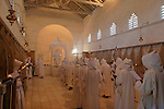 &quot;La F&ecirc;te de la Pr&eacute;sentation de Marie au Temple&quot; holiday at the Monastery of the Sisters of Bethlehem of the Assumption of the Virgin and of Saint Bruno in Beth Gemal, Israel<br />