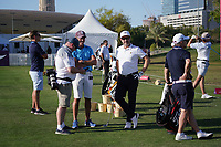 Mikko Korhonen (FIN) on the driving range during the preview ahead of the Omega Dubai Desert Classic, Emirates Golf Club, Dubai,  United Arab Emirates. 20/01/2020<br /> Picture: Golffile | Thos Caffrey<br /> <br /> <br /> All photo usage must carry mandatory copyright credit (© Golffile | Thos Caffrey)