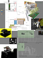 Frank Bell, Architect, submitted this Add A Unit ADU in the Professional category for FSDA's ADU Competition 2004. Board 2.