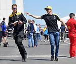 06.06.2019, Circuit Gilles Villeneuve, Montreal, FORMULA 1 GRAND PRIX DU CANADA, 07. - 09.06.2019<br /> , im Bild<br />Nico Hülkenberg (GER#27), Renault F1 Team<br /><br /> <br /> Foto © nordphoto / Bratic