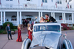 Ochman - Brunson wedding reception, Stanley Hotel, summer, Rocky Mountains, Estes Park, Colorado, USA
