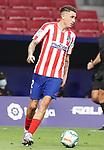 Atletico de Madrid's Jose Maria Gimenez during La Liga match. July 3,2020. (ALTERPHOTOS/Acero)