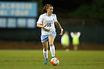 16 October 2015: North Carolina's Julia Ashley. The University of North Carolina Tar Heels hosted the Duke University Blue Devils at Fetzer Field in Chapel Hill, NC in a 2015 NCAA Division I Women's Soccer game. Duke won the game 1-0.