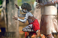 Woorabinda Dancers 1,  Laura Aboriginal Dance Festival, Laura, Cape York Peninsula, Queensland, Australia.