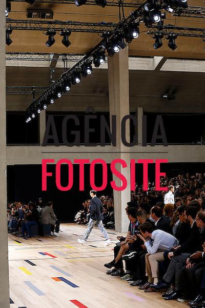 Paris, Franca &ndash; 06/2014 - Desfile de Dior durante a Semana de moda masculina de Paris - Verao 2015. <br /> Foto: FOTOSITE