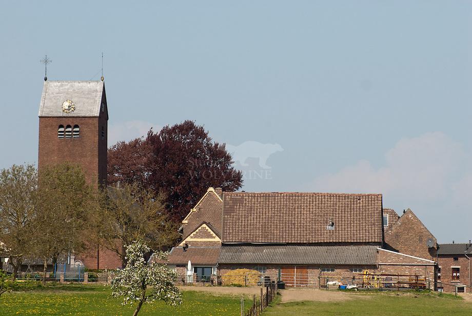 St Gerlachuskerk te Banholt - Limburg