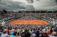 AMBIENCE<br /> <br /> Tennis - French Open 2014 -  Toland Garros - Paris -  ATP-WTA - ITF - 2014  - France - <br /> 29 May 2014. <br /> <br /> &copy; AMN IMAGES