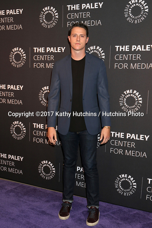 """LOS ANGELES - MAY 18:  Shane Harper at the 2017 PaleyLive LA - """"Dirty Dancing: The New ABC Musical Event"""" Premiere Screening And Conversation at the Paley Center for Media on May 18, 2017 in Beverly Hills, CA"""