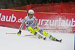 10.03.2018, Ofterschwanger Horn, Ofterschwang, GER, Slalom Weltcup in Ofterschwang, im Bild Lena Duerr (GER, #16)<br /> <br /> Foto &copy; nordphoto / Hafner