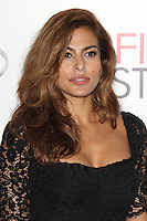 HOLLYWOOD, CA - NOVEMBER 03: Eva Mendes at the 'On The Road' premiere during the 2012 AFI Fest presented by Audi at Grauman's Chinese Theatre on November 3, 2012 in Hollywood, California. Photo By mpi22/MediaPunch Inc. .<br />