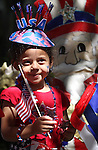 Kinderland 4th of July parade 2011