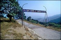 Consonno, Las vegas della Brianza, cartello d'entrata