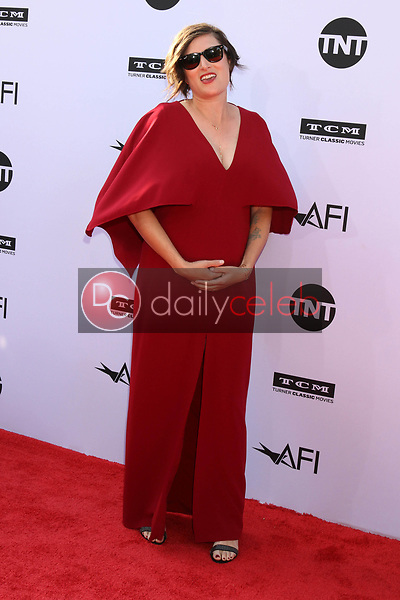 Rachel Morrison<br /> at the American Film Institute Lifetime Achievement Award to George Clooney, Dolby Theater, Hollywood, CA 06-07-18<br /> David Edwards/DailyCeleb.com 818-249-4998