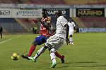 Deportivo Pasto Empató 1-1 a Fortaleza en el partido correspondiente a la fecha 18 del Torneo Clausura 2014, desarrollado el 09 de noviembre.