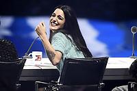 Milano 02/11/2017 - trasmissione Tv  X-Factor foto Daniele Buffa/Image/Insidefoto <br /> nella foto: Claudia Lagona Levante