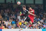 Leicester City vs HKFA U-21 during the Main of the HKFC Citi Soccer Sevens on 21 May 2016 in the Hong Kong Footbal Club, Hong Kong, China. Photo by Li Man Yuen / Power Sport Images