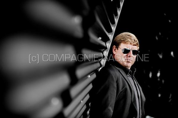 Belgian football coach Hein Vanhaezebrouck (Belgium, 17/09/2014)