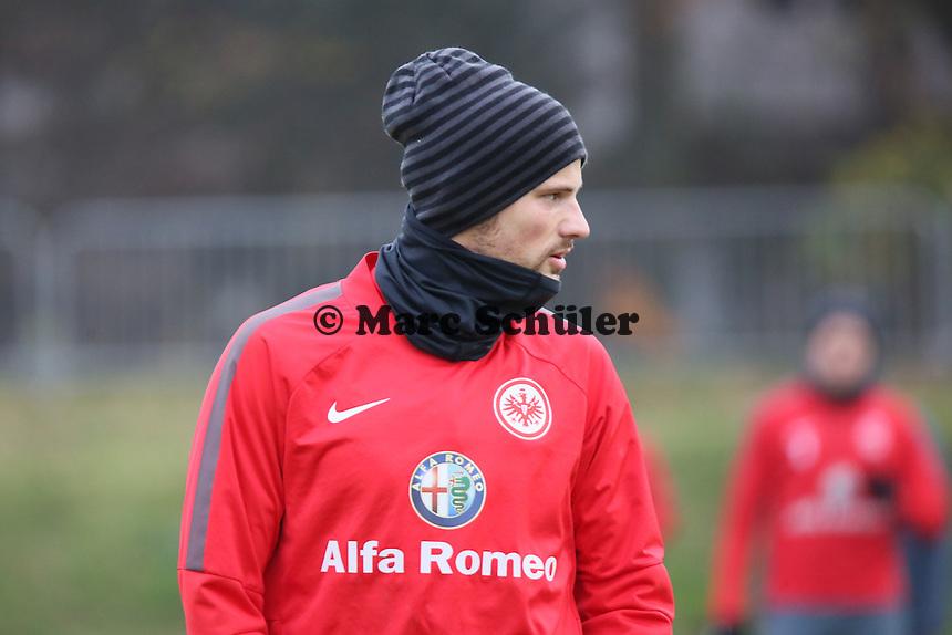Haris Seferovic (Eintracht) - Eintracht Frankfurt Training, Commerzbank Arena