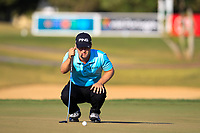 David Lingmerth (SWE) on the 8th during the 1st round of the 2017 Portugal Masters, Dom Pedro Victoria Golf Course, Vilamoura, Portugal. 21/09/2017<br /> Picture: Fran Caffrey / Golffile<br /> <br /> All photo usage must carry mandatory copyright credit (&copy; Golffile | Fran Caffrey)