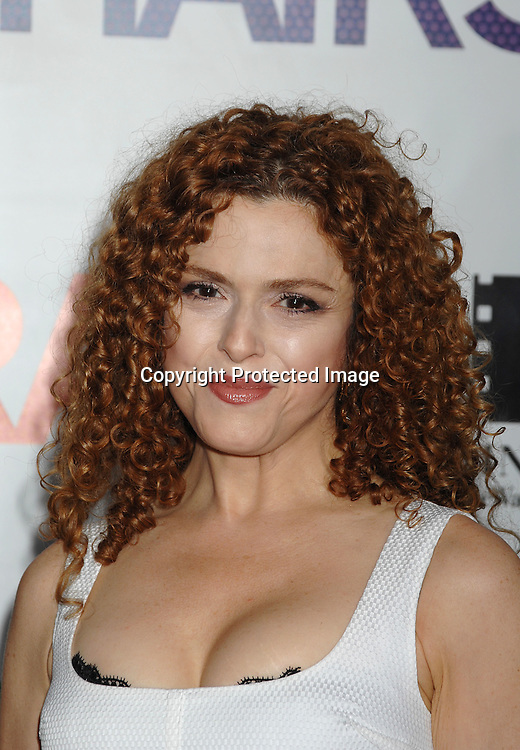 "Bernadette Peters..arriving at the New York Premiere of ""Hairspray"" on         July 16, 2007 at The Ziegfeld Theatre. ..Robin Platzer, Twin Images......212-935-0770"