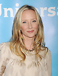 PASADENA, CA - JANUARY 15: Actress Anne Heche attends the NBCUniversal 2015 Press Tour at the Langham Huntington Hotel on January 15, 2015 in Pasadena, California.