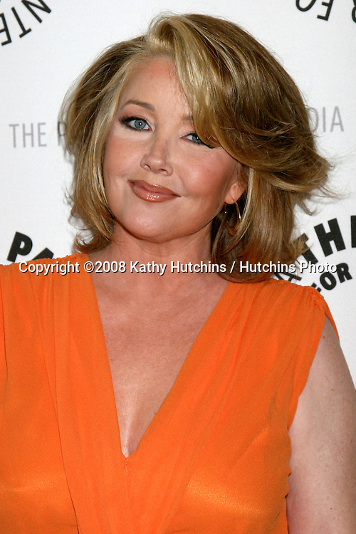 Melody Thomas Scott.Young and the Restless Celebrates 35 Years.Paley Center for Media.Beverly Hills, CA.April 10, 2008.©2008 Kathy Hutchins / Hutchins Photo....