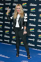 Marta Sanchez attend the 40 Principales Awards at Barclaycard Center in Madrid, Spain. December 12, 2014. (ALTERPHOTOS/Carlos Dafonte) /NortePhoto