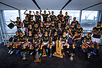 191011 Mitre 10 Cup Rugby - Wellington Lions Team Photo
