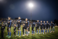 San Jose Earthquakes vs New England Revolution, Saturday March 29, 2014