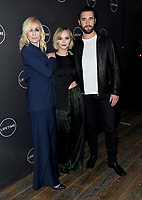 09 January 2019 - Hollywood, California - Judith Light, Christina Ricci, Josh Bowman . Lifetime Winter Movies Mixer held at The Andaz, Studio 4. Photo Credit: Birdie Thompson/AdMedia