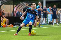 Josh Webb of Hartley Wintney during Horsham vs Hartley Wintney, Friendly Match Football at Hop Oast on 13th July 2019