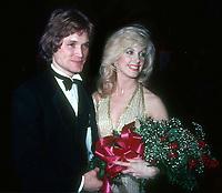 #MorganFairchild #AndrewStevens 1982<br /> Photo By Adam Scull/PHOTOlink.net