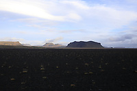 Black Sand Beach,Vic, Iceland