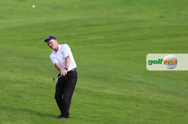 Patrick Hopkins (Cill Dara) during the AIG Jimmy Bruen Shield Final at Carton House.17/9/16<br /> <br /> Picture: Golffile | Jenny Matthews<br /> <br /> <br /> All photo usage must carry mandatory copyright credit (&copy; Golffile | Jenny Matthews)