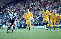 Sheffield Wednesday v Leicester 1997