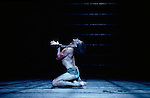 Birmingham Royal Ballet's Edward ll. Kevin O'Hare.