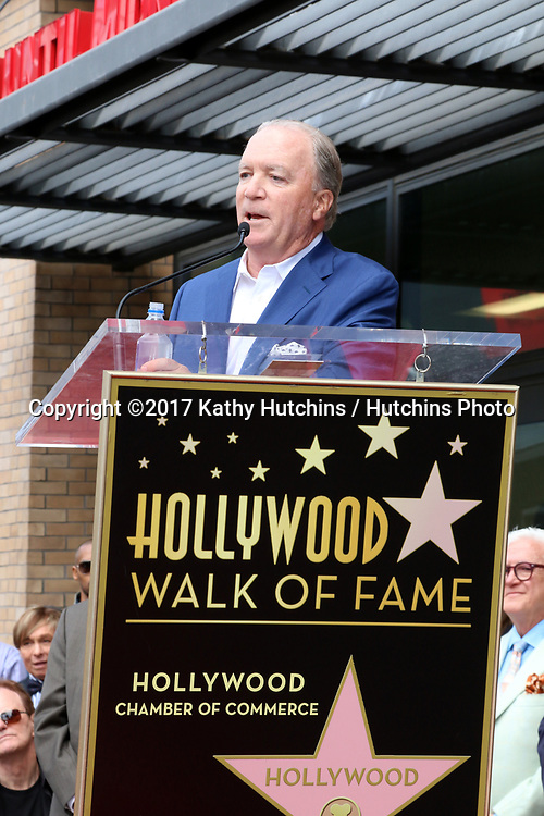 LOS ANGELES - MAY 15:  Ken Corday at the Ken Corday Star Ceremony on the Hollywood Walk of Fame on May 15, 2017 in Los Angeles, CA