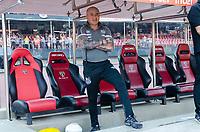 SÃO PAULO, SP, 10.08.2019 - SÃO PAULO-SANTOS - Jorge Sampaoli, treinador do Santos durante partida contra o São Paulo em jogo válido pela décima quarta rodada do campeonato brasileiro 2019 no Estádio do Morumbi em São Paulo, neste sábado, 10. (Foto: Anderson Lira/Brazil Photo Press)