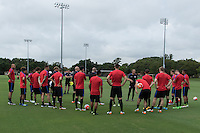 USMNT Training, May 18, 2016