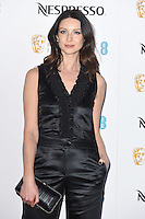 Caitriona Balfe at the 2017 BAFTA Film Awards Nominees party held at Kensington Palace, London, UK. <br /> 11 February  2017<br /> Picture: Steve Vas/Featureflash/SilverHub 0208 004 5359 sales@silverhubmedia.com