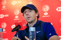 during the previews to the WGC HSBC Champions, Sheshan Golf Club, Shanghai, China. 30/10/2019.<br /> Picture Fran Caffrey / Golffile.ie<br /> <br /> All photo usage must carry mandatory copyright credit (© Golffile | Fran Caffrey)