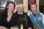 Shirley Briody, Jimmy Clynch and Gareth Ryan in the Riverhouse..Photo NEWSFILE/Jenny Matthews.(Photo credit should read Jenny Matthews/NEWSFILE)....This Picture has been sent you under the condtions enclosed by:.Newsfile Ltd..The Studio,.Millmount Abbey,.Drogheda,.Co Meath..Ireland..Tel: +353(0)41-9871240.Fax: +353(0)41-9871260.GSM: +353(0)86-2500958.email: pictures@newsfile.ie.www.newsfile.ie.FTP: 193.120.102.198.